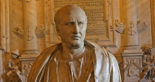 Ciceron y el Derecho romano