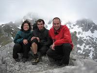 Cima del Requexón en Picos de Europa