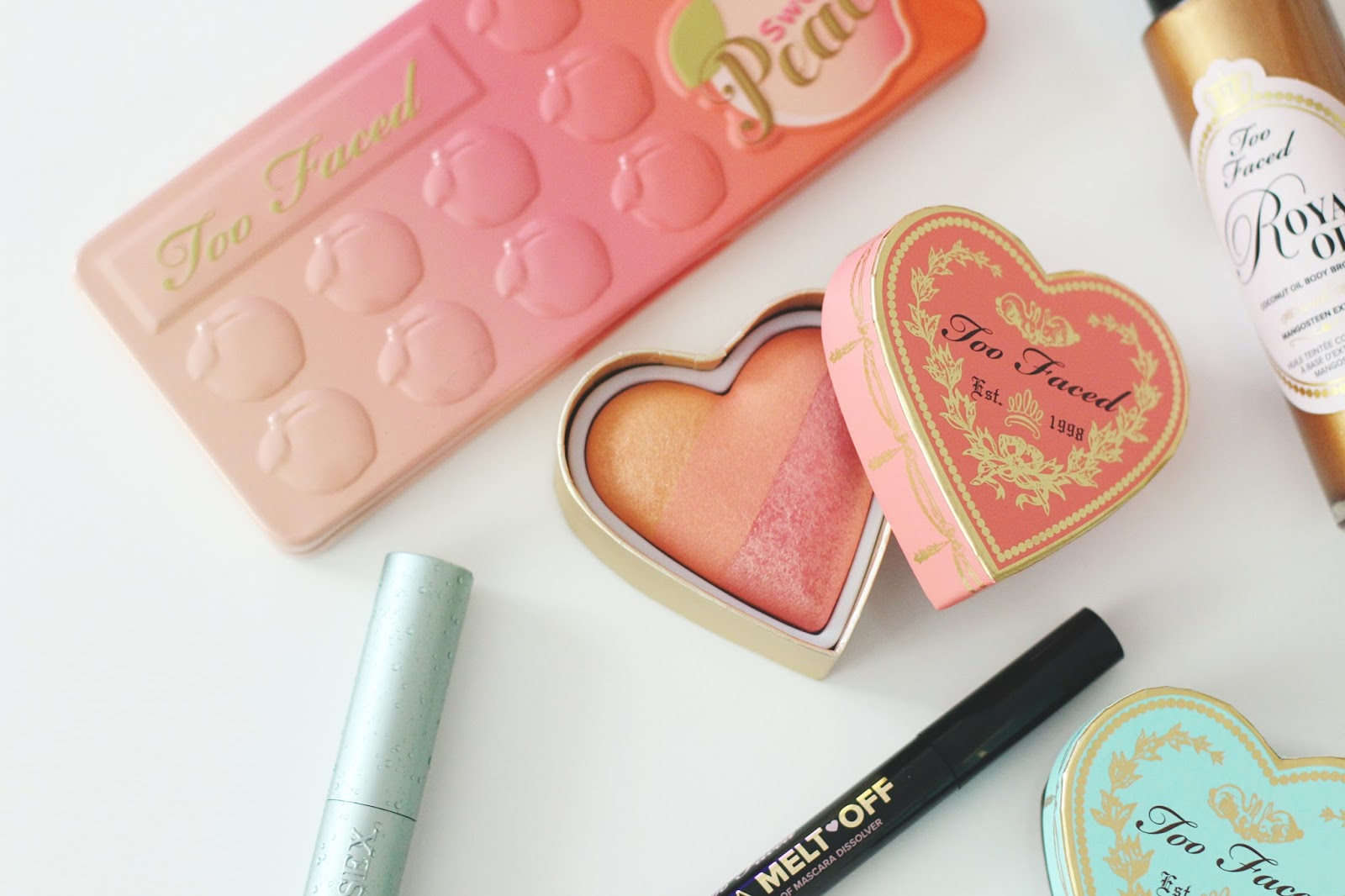 Sweetheart's perfect Flush Blush Too Faced
