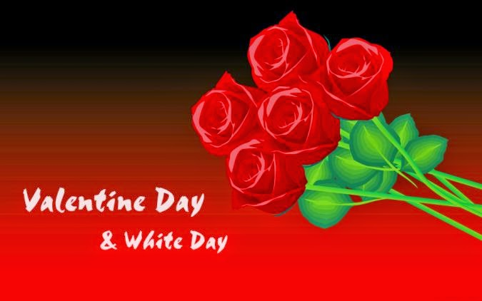 Frases De San Valentín: Valentine Day And White Day
