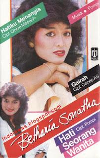 Betharia Sonatha - Hati Seorang Wanita