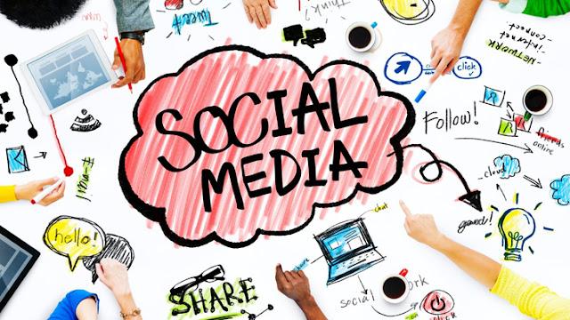 Media Sosial, Dunia Lain Nan Spektakuler yang Membuatku Penasaran