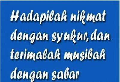 Kata Kata Nasehat Mutiara Islami