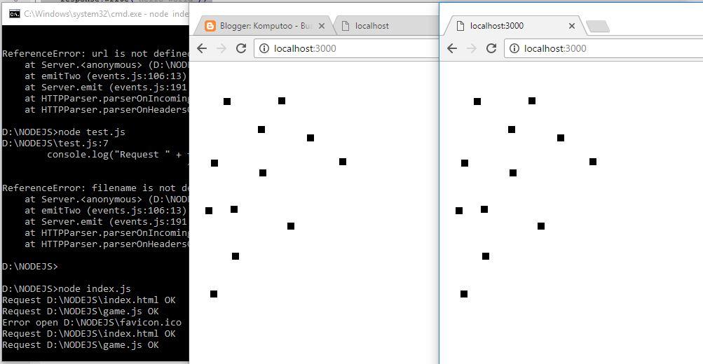 belajar node js