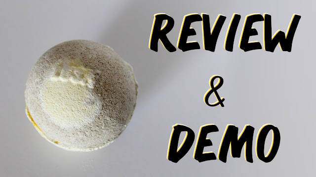 Lush Cosmetics Honey Bee Bath Bomb