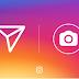 Cara Mengirim Video Siarang Langsung di Instagram Direct (Langsung)