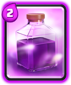 Carta Fúria de Clash Royale - Cards Wiki