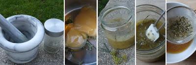Zubereitung Fenchelhonig (gegen Husten und Heiserkeit)