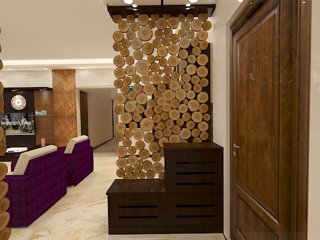 Residential Interior Space Design