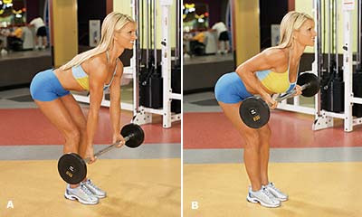 Reverse-Grip Bent-Over Row