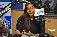 Shravya in skirt and tight top at Vana Villu Movie First Song launch at radio city 91.1 FM ~  Exclusive 98.JPG