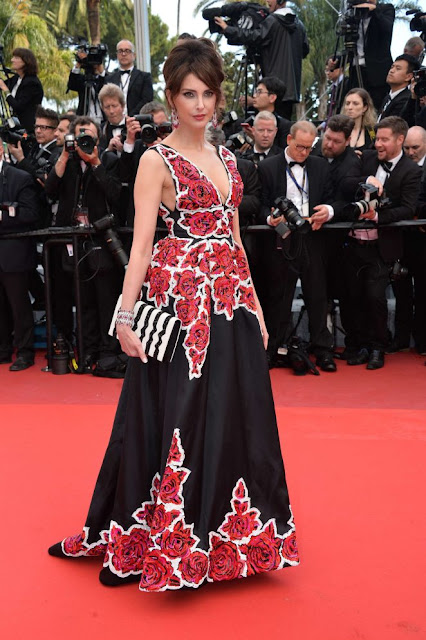 Frederique Bel – 'Cafe Society' Premiere at 2016 Cannes Film Festival