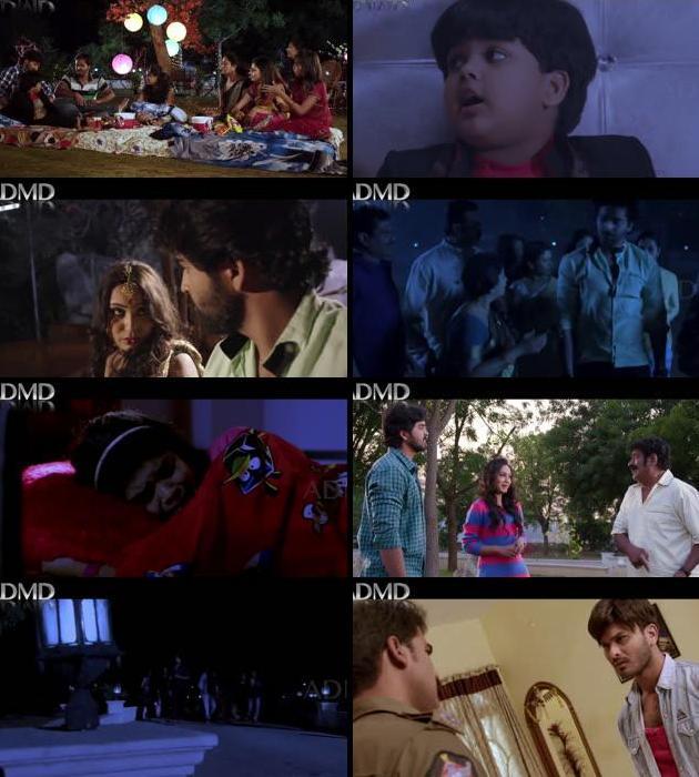Bhool Bhulaiyaa Returns 2016 Hindi Dubbed 480p HDRip