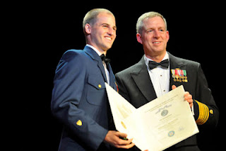 Aviation Survival Technician 3rd Class Thomas McArthur