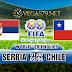 Nhận Định Serbia vs Chile, 01h00 ngày 5/6 - Giao Hữu Quốc Tế