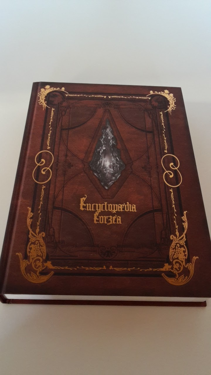 ENCYCLOPAEDIA EORZEA - THE WORLD OF FINAL FANTASY XIV | Book | My
