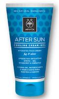 Crema after sun