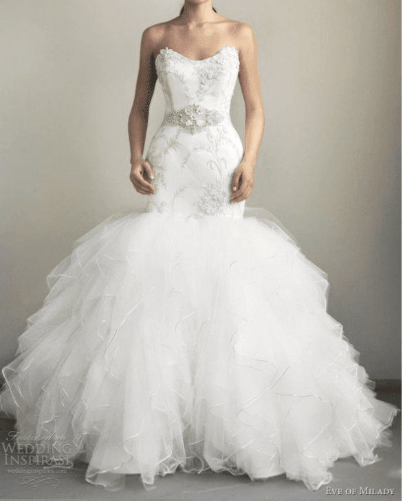 More Pictures Of Latest Wedding Gowns