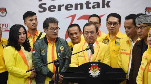 Berkarya Sindir PDIP: Berapa Banyak Pejabat PDIP yang Kena OTT KPK