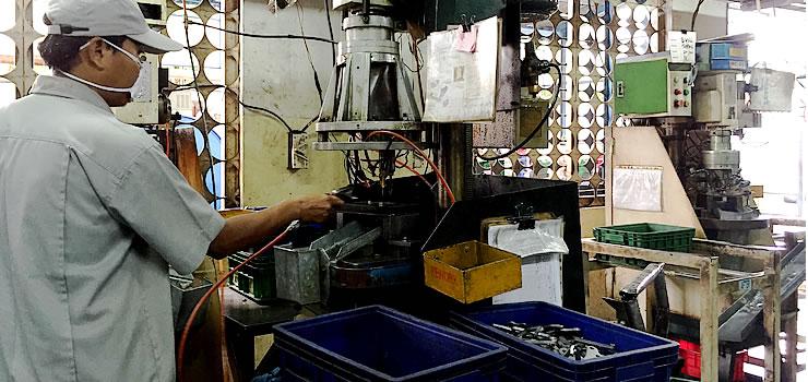 Lowongan Kerja Pabrik Lulusan D3 Teknik PT Indotech Metal Nusantara KIIC Karawang