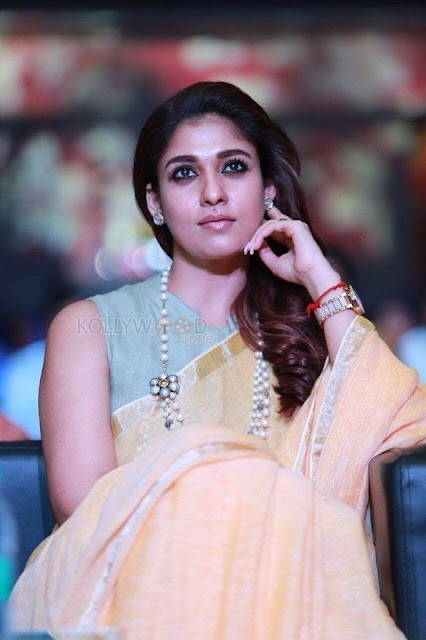 7 Nayanthara's Chicest Saree Looks of 2018