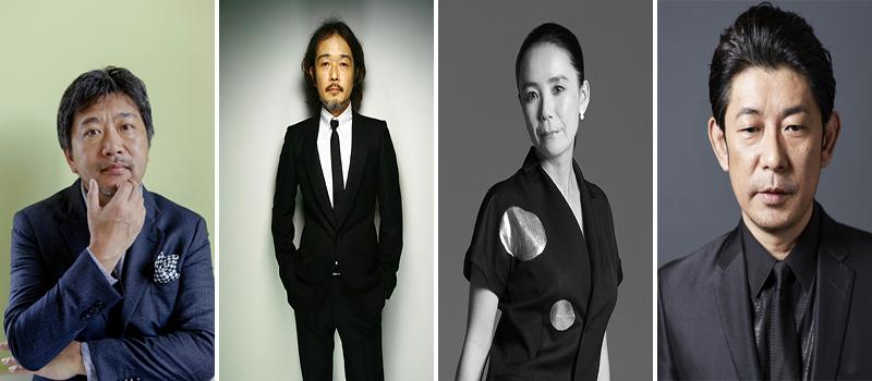 Hirokazu Kore-eda, Lily Franky, Naomi Kawase & Masatoshi Nagase