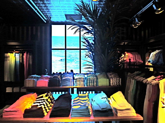 Hollister clothing store online