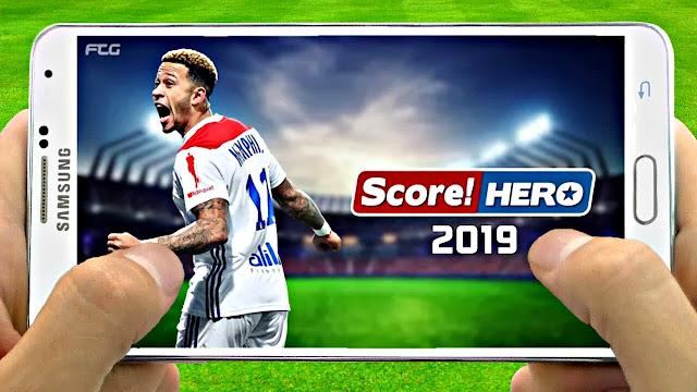 Score Hero 2019 Android Offline 100 MB HD Graphics