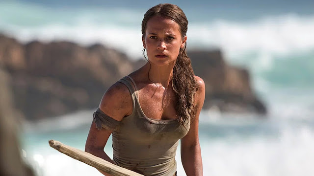 Review | Tomb Raider | 2018