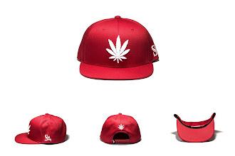 NÓN SNAPBACK SOUL SWAG Cannabis VNXK CHÍNH HÃNG CA005