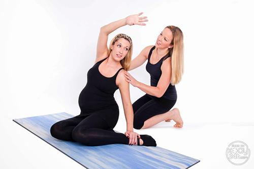 Mang thai tháng thứ 8 mẹ bầu cần phải chú ý những gì?-2