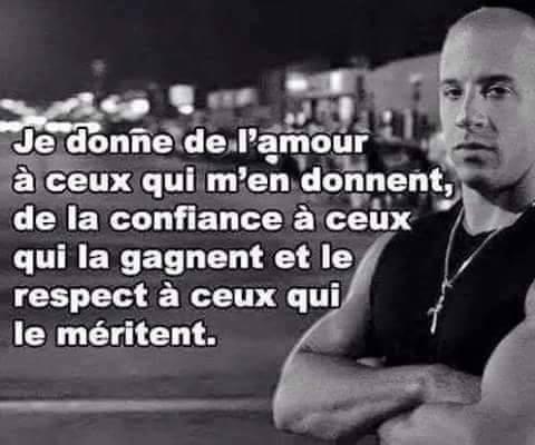 message d'amour en français