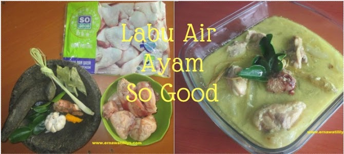 Labu Air Ayam So Good