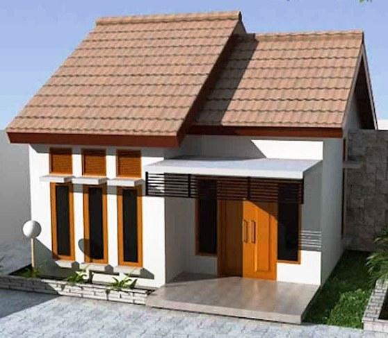 Desain Rumah Kecil Tapi Mewah Modern
