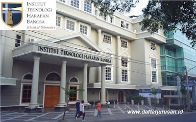 Daftar Program Studi ITHB Institut Teknologi Harapan Bangsa Bandung