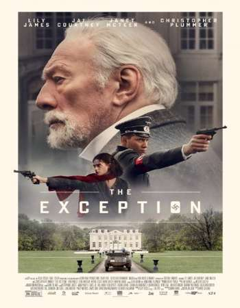 Poster of the movie The Exception 2016 English 300MB BluRay 480p
