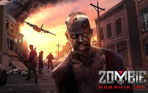 تحميل لعبة الزومبي Zombie Gunship للاندرويد [اخر اصدار] (تحديث)