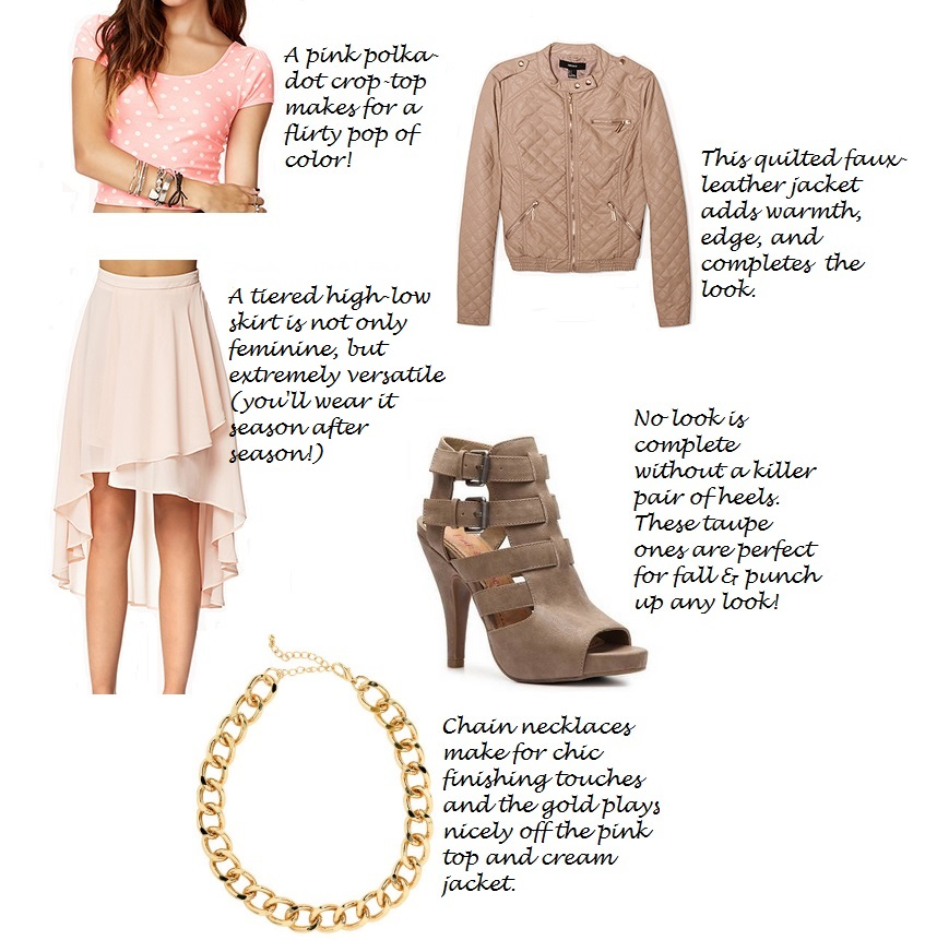 Fall Separates: The Perfect Transition Pieces