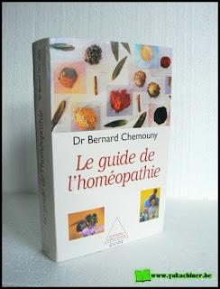 Livres sur l'homéopathie disponible sur www.yakachiner.be
