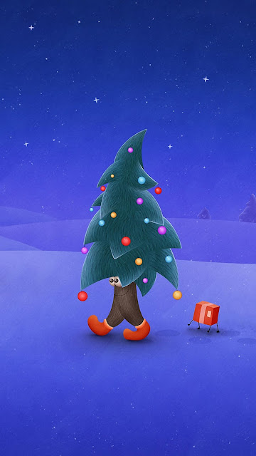 Amazing Christmas Wallpaper For Mobile