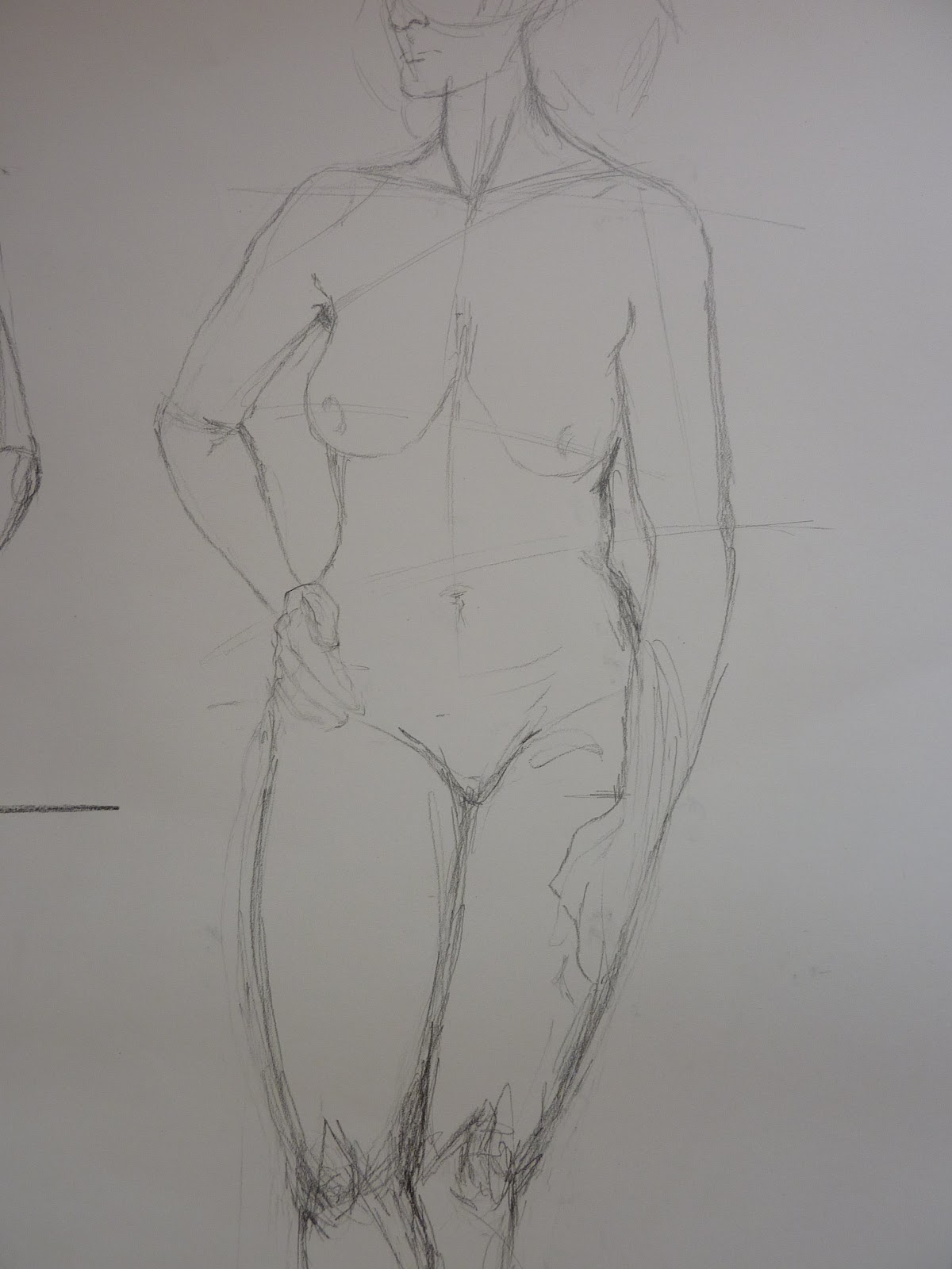 Pin on Drawing the nude