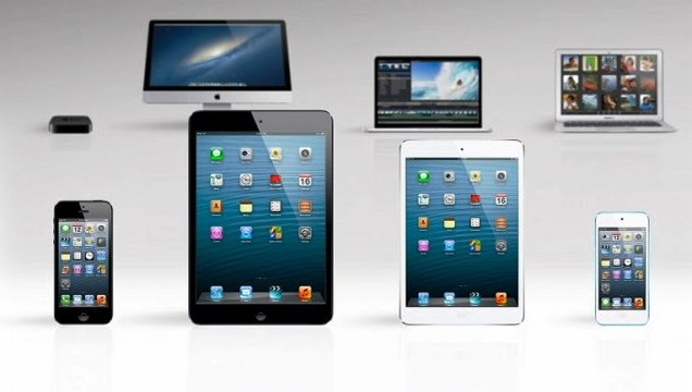 New Apple Products Line up 2013