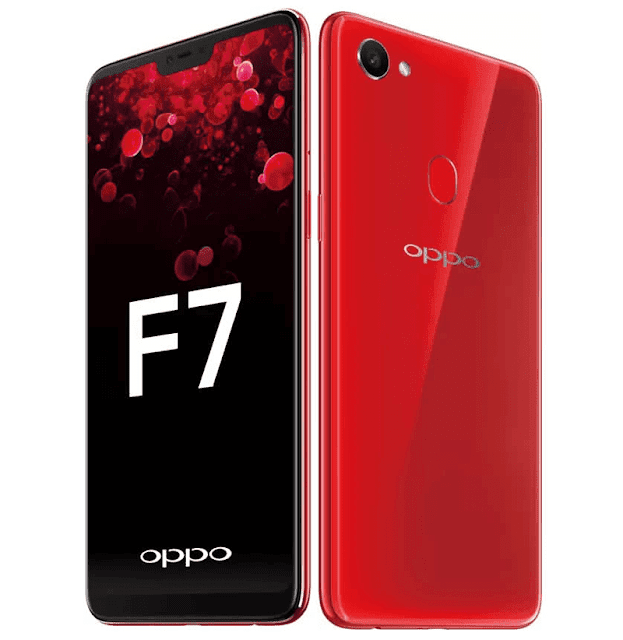 Oppo F7 officially launched