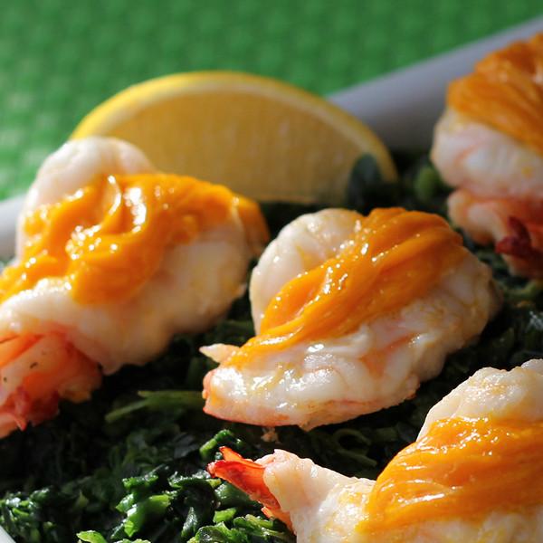 japanese egg yolk sauce for shrimp