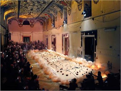 El humo de SATANÁS ha entrado en los museos de la gran tradición