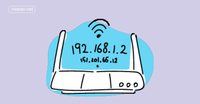 Pengertian IP Address, Fungsi, Jenis dan Kelas IP Address