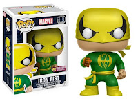 Funko Pop! Iron Fist