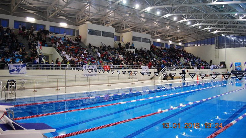 Αλεξανδρούπολη: Με απόλυτη επιτυχία στέφθηκε το Διεθνές Κύπελλο Κολύμβησης «Άγιος Νικόλαος»