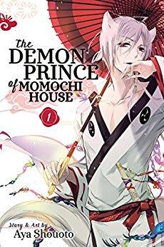 Selahs Manga Mania Reviews The Demon Prince Of Momochi House Vol 1 7 By Aya Shouoto