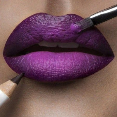 Tendance maquillage Ultra Violet, Pantone 2018 - Blog